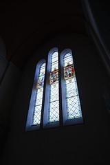 Vitraux @ Église Saint-François-de-Sales @ Seyssel (Ain)