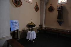 Fonts baptismaux @ Église Saint-François-de-Sales @ Seyssel (Ain)