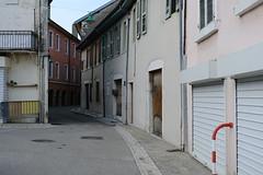 Rue Winston Churchill @ Seyssel (Ain)