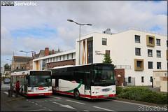 Fast Concept Car Starter – Voyages Besson / CholetBus & Heuliez Bus GX 317 – TPC (Transports Publics du Choletais) / CholetBus n°64