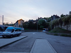 Gare routière @ Bellegarde-sur-Valserine
