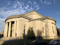 Trinity AME Zion Church, 16th Street NW, Washington, D.C.