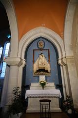 Notre Dame du Pont - Reine du Saint Rosaire @ Église Saint-François-de-Sales @ Seyssel (Ain)