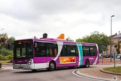 Citéline / Irisbus Citelis 12 n°4257