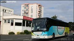 Mercedes-Benz Tourismo – Transdev CTA (Compagnie des Transports de l'Atlantique) (STAO PL, Société des Transports par Autocars de l'Ouest – Pays de la Loire) / Pays de la Loire / Nouvelle Aquitaine n°25405