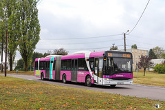 Citéline / Solaris Urbino 18 III n°4460