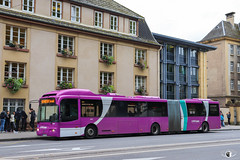 Citéline / Volvo 7500A n°4417 Ex-Göteborgs Spårvägar AB n°980 puis Ex-GS Buss AB n°980 puis Ex-Terminal G AB n°102