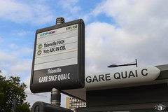 Citéline / Arrêt : Thionville - Gare SNCF Quai C