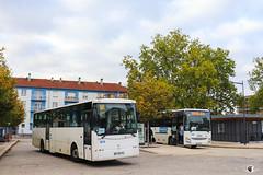 Citéline / SNCF / Fast Concept Car Scoler 3 n°20199 et Iveco Crossway Pop 13 n°23956 - Transdev Grand Est