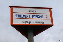 Citéline / Arrêt : Hayange - Hurlevent Parking 2