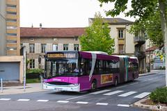 Citéline / Solaris Urbino 18 III n°4462
