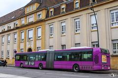 Citéline / Irisbus Citelis 18 n°4451