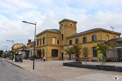 Citéline / Arrêt : Thionville - Gare SNCF - Gare de Thionville - Place de la Gare