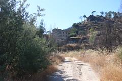 Termas de Radium ou Hotel da Serra da Pena em Sortelha, Sabugal (Ruínas)