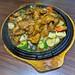 철판 돼지고기 볶음 Pork in Sizzling Plate