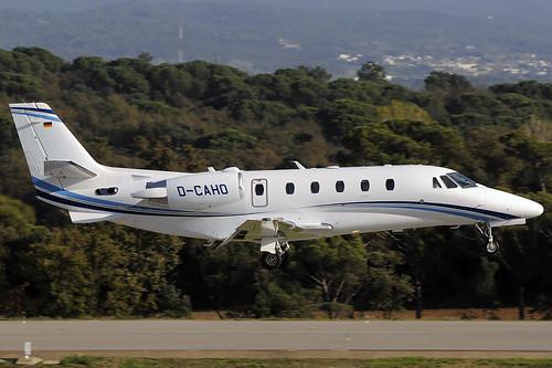 Air Hamburg Citation XLS+ D-CAHO GRO 18/11/2020