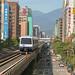Taipei MRT/Monorail,  26 September 2006,