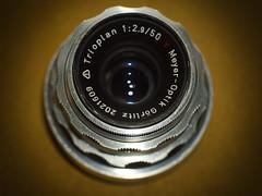 Meyer Görlitz Trioplan 50mm