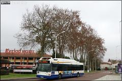 Heuliez Bus GX 317 GNV – Tisséo n°0418