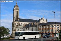Iveco Bus Crossway – CAA 49 (Compagnie des Autocars de l'Anjou) (STAO PL, Société des Transports par Autocars de l'Ouest – Pays de la Loire) (Transdev) / Aléop (Anjoubus) n°32848