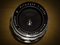 Meyer Görlitz Primagon 35mm