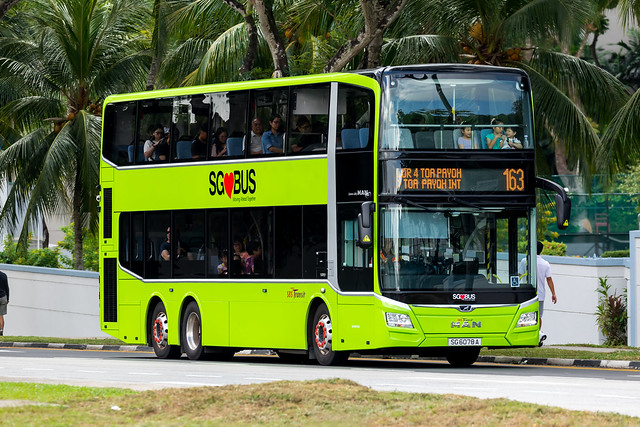 SBS Transit | SG6078A | 163