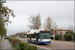 Heuliez Bus GX 317 GNV – Tisséo n°0338