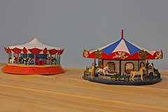 Models of Carnival Rides, West Pasco Model Railroad Association (2 of 2)
