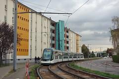 Alstom Citadis 403  -  Strasbourg, CTS
