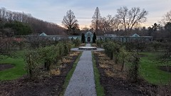 Old Westbury Gardens at the End of Autumn