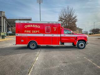 RM1406 Owasso Fire Department (OK)