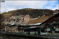 Man Lion's City – SAT Thonon (SA des Autos Transports du Chablais et du Faucigny) / Morzine Avoriaz – Portes du Soleil n°527