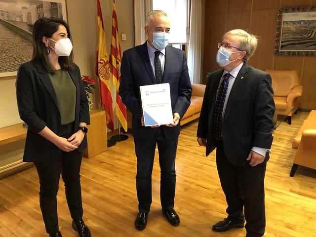 Presentación Informe Sobre Juego y Menores en Aragón