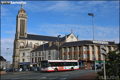 Heuliez Bus GX 317 – TPC (Transports Publics du Choletais) / CholetBus n°68