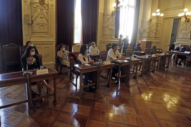 Photo:Mesa Técnica Seguridad Meiggs By I. Municipalidad de Santiago