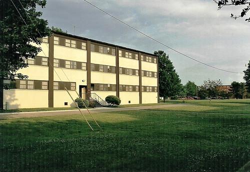 Housing- U. S. Army, Fort Knox, Kentucky, Enlisted Men Barracks