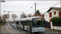 Heuliez Bus GX 437 Hybride – Tisséo n°1660