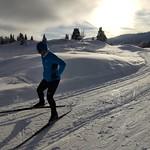 Premier entraînement sélection régionale Para Ski Nordique Adapté - La Féclaz (73) - 13 décembre 2020