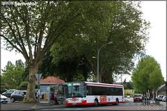 Heuliez Bus GX 337 – TPC (Transports Publics du Choletais) / CholetBus n°52