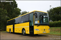 Mercedes-Benz Intouro – Maury Transports (Groupe Fast, Financière Atlantique de Services et de Transports)