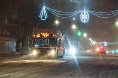 MTA Crews Respond to Winter Storm