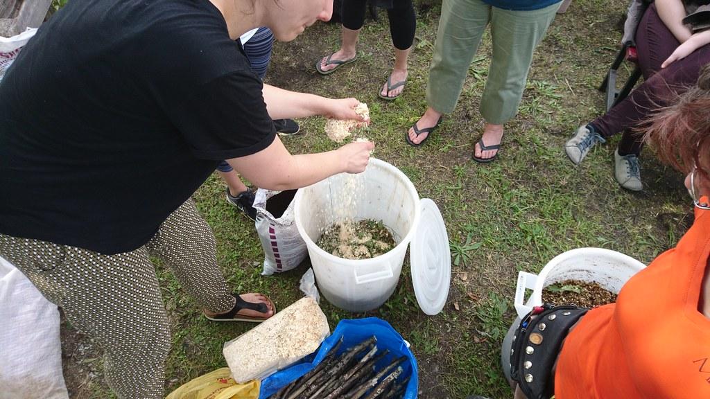 Radionica kompostiranja na kućnom pragu
