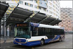 Heuliez Bus GX 327 – Tisséo n°0639