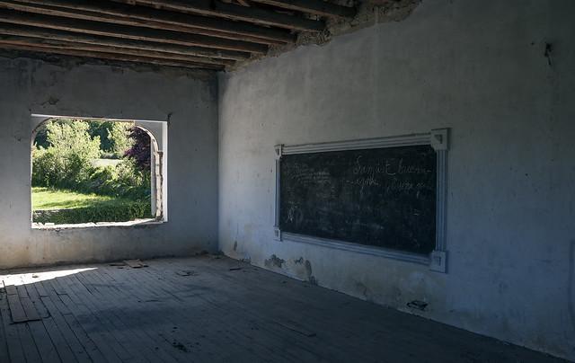 Photo:escuela de San Felices By luis del barrio