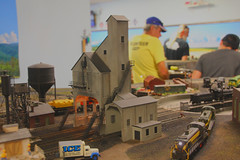 Highly Industrialized Area, W Pasco County Model Railroad Association