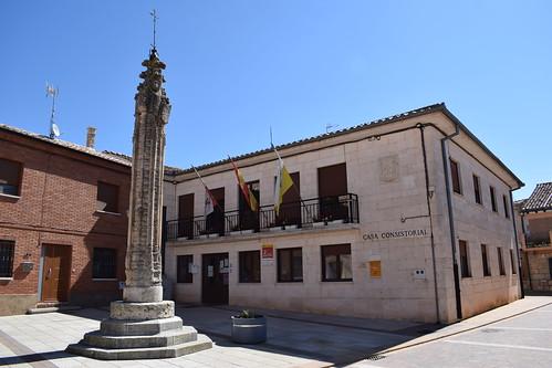 Rollo de Justicia y Ayuntamiento (Presencio)
