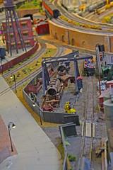 Railroad Junk Yard, West Pasco Model Railroad Association