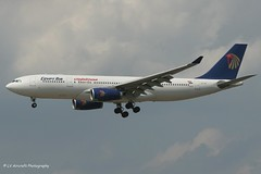 SU-GCI_A332_EgyptAir_- - Photo of Étiolles