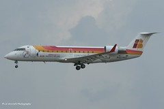 EC-HHV_CRJ2_Air Nostrum_- - Photo of Étiolles