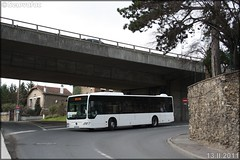 Mercedes-Benz Citaro – STIF (Syndicat des Transports d'Île-de-France) – Transilien SNCF - Photo of Menucourt